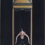 "J&Peg ""Upside down"" (Trasmutation) tecnica mista su pvc cm 174x250 - 2006"