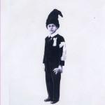 """Luigi Presicce """"Comunione"""" cm. 125x180 anno 2006 Acrilico su tela"""